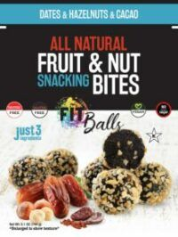 All Natural dried fruit and nuts