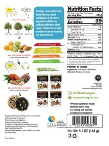 Fit Balls อิทผาลัมเฮยนัทคาเคา - Date Hazelnut Cacao 4