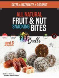 Fitballs Date Hazelnut Coconut
