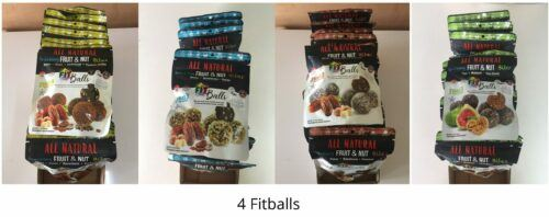4 Cases Fitballs