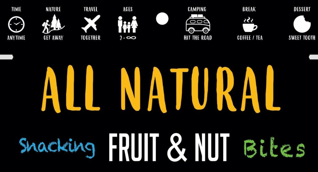 All Natural Fruit and Nut