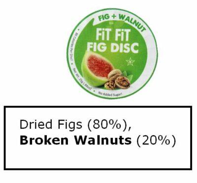 Fig Walnut fit fit ingredients