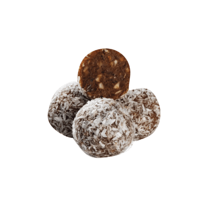 Fitball Date Hazelnuts Coconut