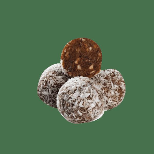Fitball Date Hazelnuts Coconut