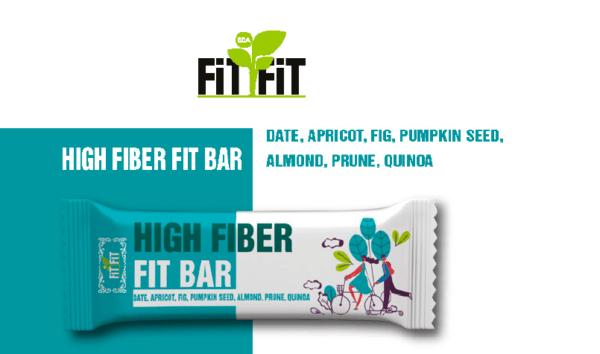 High Fiber Bar