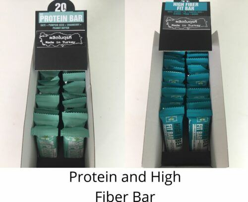 Protein and High Fiber