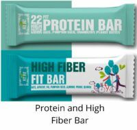 Protein and High Fiber Bar